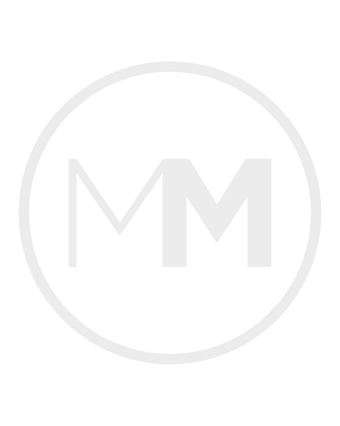 Kocca Teman jurk wit blauw dessin
